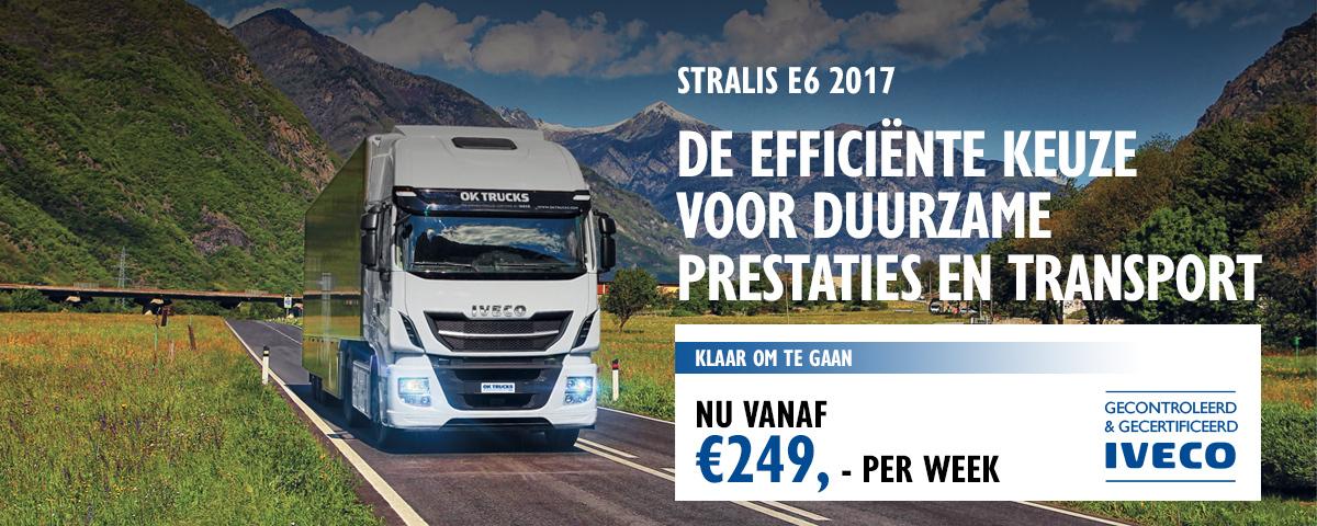 2017 IVECO STRALIS EURO6